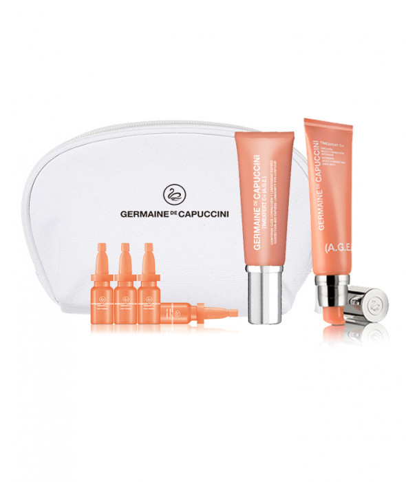 Kit Vitamina C - Emulsión