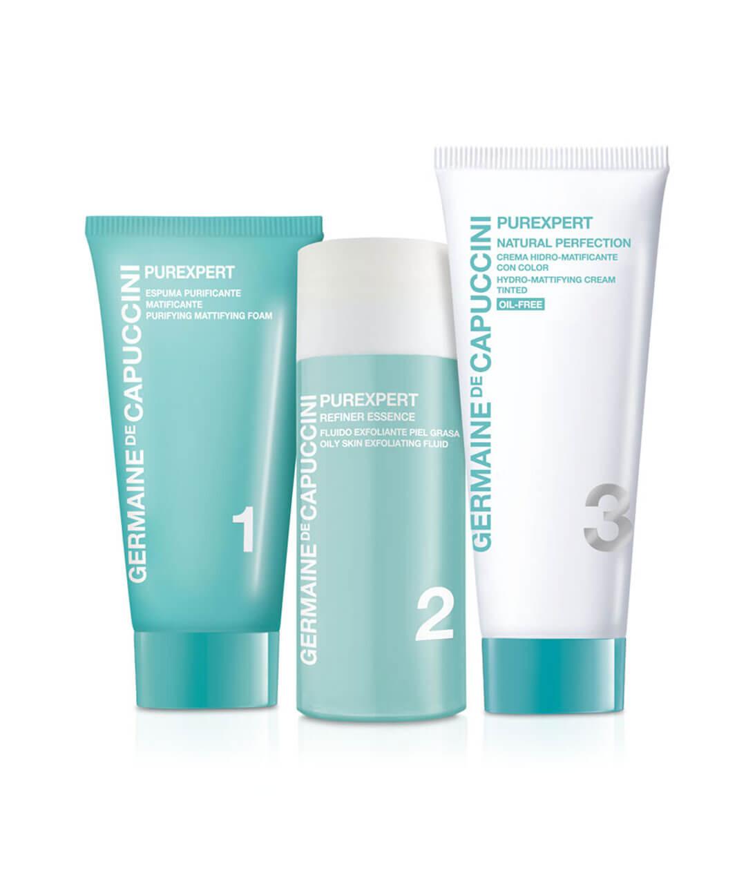 Purexpert Crema Natural Perfect c/ Color (pieles normales y mixtas)